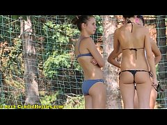 Hot Bikini Teens Mix 1