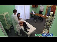 FakeHospital Smart mature sexy MILF has a sex c...