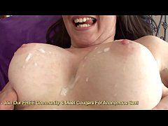 Aiden Blue Gets A Big Cum Loaded Blasted All Ov...