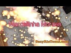 Sexy Rio Teen Marcellinha Moraes