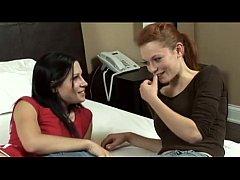 lesbian student seduces tutor
