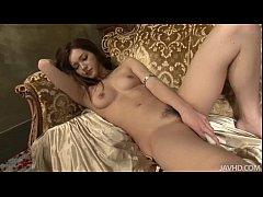 Lovely Mei looks fantastic in and on gold as sh...