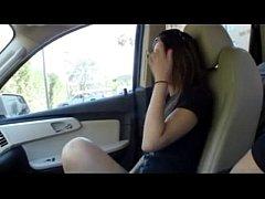 Blowjob in car - AMATEUR321.COM