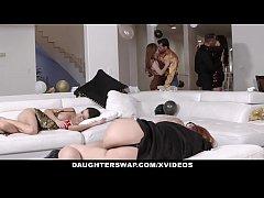 DaughterSwap - Sexy Teen Daughters Fucked Next ...