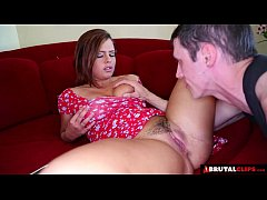 BrutalClips - Keisha is badly in need of a wild...