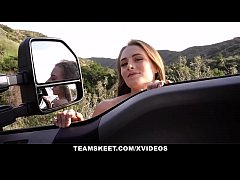 TeamSkeet - Hottie Teen (Kyler Quinn) Drains A ...