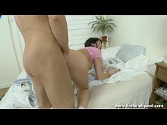 Firstanalquest.com - BIG BUTT ANAL WITH A PURE ...