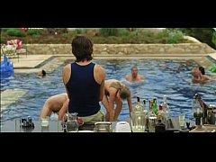 Houten Maaike Nude Swimming