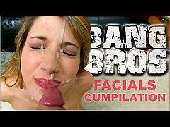 BANGBROS - Epic Facial Fest Cum Shot Compilatio...