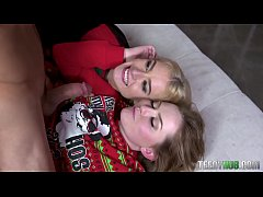 Britney Light , Mazzy Grace In A Package From S...