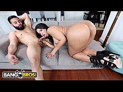 BANGBROS - Sexy Latina Rose Monroe Bounces Her ...