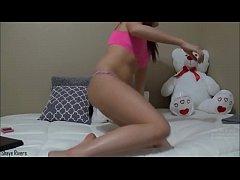 thumb horny teen fuck  s her stuffed animal plushie  animal plushie t nimal plushie t