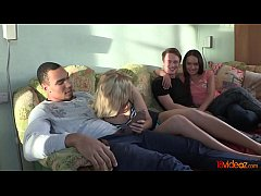 18videoz - Cream and coffee home sex party Lind...
