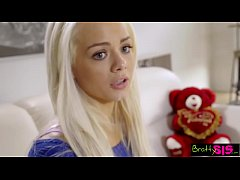 thumb bratty sis    little sister falls for brothers vday surprise s4 e4