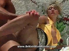 Claire Butland - Retro 1990s Porn With Rocco