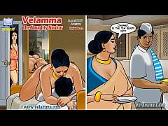 Velamma Episode 72 - The Naughty Naukar