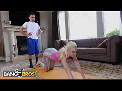 thumb    juan el c aballo loco has threesome with milf kendra lust and young chloe cherry