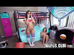 Mofos - Share My BF - Sorority Chicks Hazing Fu...