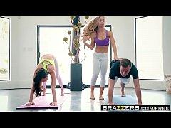 Brazzers - Brazzers Exxtra -  Yoga Freaks Episo...
