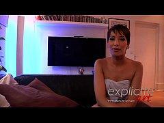 Arabic beauty Jasmine as an escort girl. POV th...
