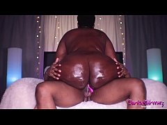 Huge Oiled BBW Booty Wants To Get Pregnant!  | ...