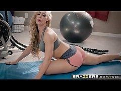 Brazzers - Pornstars Like it Big -  Pornstar Workout scene starring Nicole Aniston and Xander Corvus