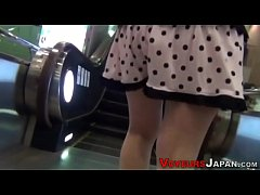 Asian cuties panties seen