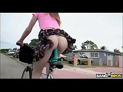 Dildo pounding cycle pussy
