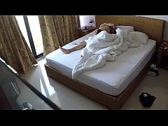 thumb hidden cam i n hotel room with hooker