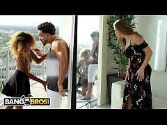 BANGBROS - Peter Green Cheats On His GF With Bu...