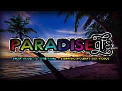 Paradise Gfs - Twins taking turns getting fucke...