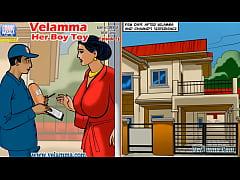 Velamma Episode 73 - Her Boy Toy