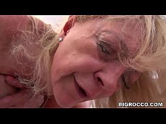 Anal orgy with a granny and a teen - Swabery, Z...