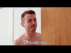 ManRoyale - Archer tests his new dildo with the...