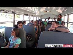 DigitalPlayground - (Kacy Lane, Keiran Lee) - Steering the Bus Driver