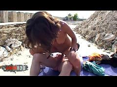 Fuckbuddies at the beach