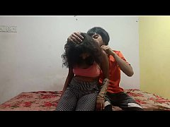 South indian college girl seducing by me with h...