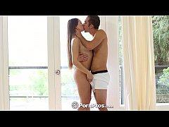 PornPros - Bruentte sexy Cassidy Klein fucked b...