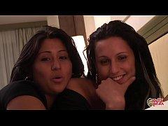 Hermanas reales grabando porno