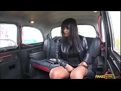 Lucky sexy lady Tera Joy takes a free ride and ...