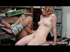 Shoplifter Case With Suspect Bonnie Grey And Ma...