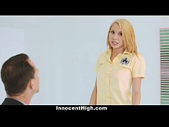 InnocentHigh - Teen Skips School and Fucked By ...