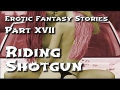 Erotic Fantasy Stories 17: Riding Shotgun