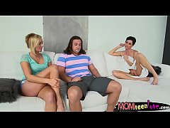 Kate England and India Summer threesome session...