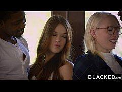 BLACKED Redhead Kimberly Brix First Interracial...