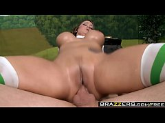 Brazzers - Big Wet Butts -  St. Buttricks Day scene starring Trina Michaels and Mark Ashley
