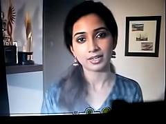 thumb bengali singer  shreya goshal gets spit and cu ets spit and cu ets spit and cum