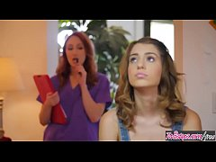 Mom Knows Best - (Crystal Clark, Joselyne Kelly) - Waxing Session - Twistys