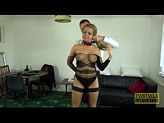 PASCALSSUBSLUTS - French MILF Joanna Bujoli ass...