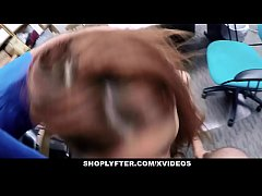ShopLyfter - Public Wanker Vanna Vardot Puts On...